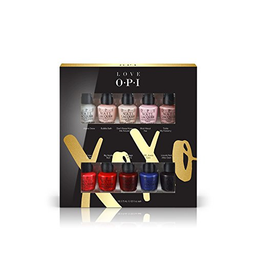 OPI Love Mini 10 Piece Xoxo