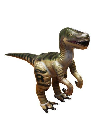 Inflatable Velociraptor Dinosaur 26 Tall