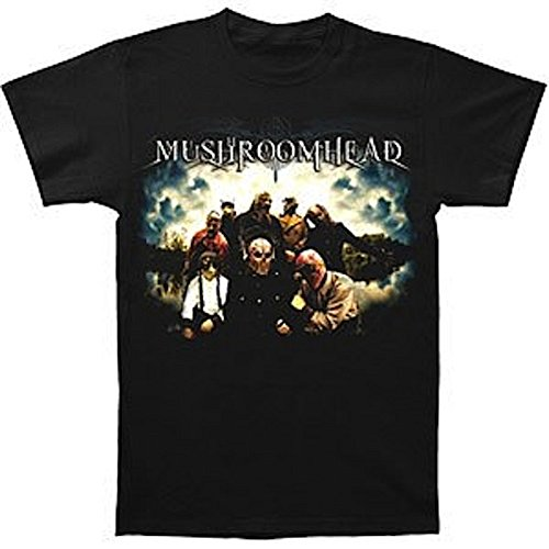 Mushroomhead Do You Really Want to F** With Me Adult Men's Tshirt Black XL
