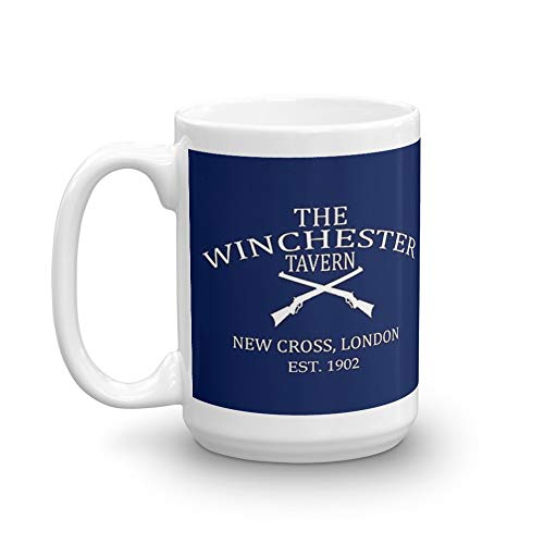 The Winchester Tavern - Shaun Of The Dead.