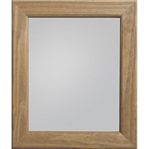 Wooden Frame Mirror: Amazon.co.uk