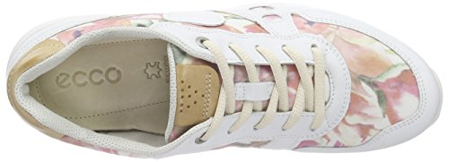Powder Damen Ecco Floralprint White Mehrfarbig CS14 59767 Sneakers HAwYHPq1