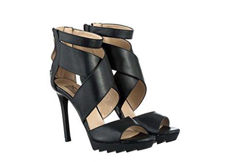 Sandali donna in pelle per l'estate scarpe RIPA shoes made in Italy - 50-02172