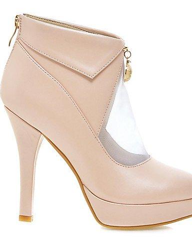 5 5 Cn37 5 Uk4 Bottes Tulle chaussures Eu37 amp; Purple décontracté Oklok 7 bout chaussons Xzz us6 hiver Fête Bottes automne robe Femme Printemps Pointu Soir De Mode p4x18qFwn