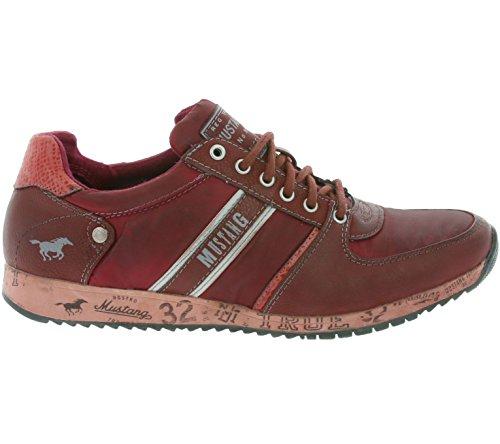 Mustang 1226-303 Zapatillas para mujer Rot