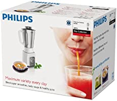 Philips Viva Collection HR2171/90 - Licuadora (2 L, Batidora de ...
