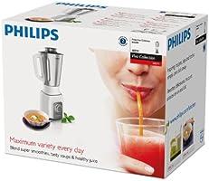 Philips Viva Collection HR2171/90 - Licuadora (2 L, Batidora de ...