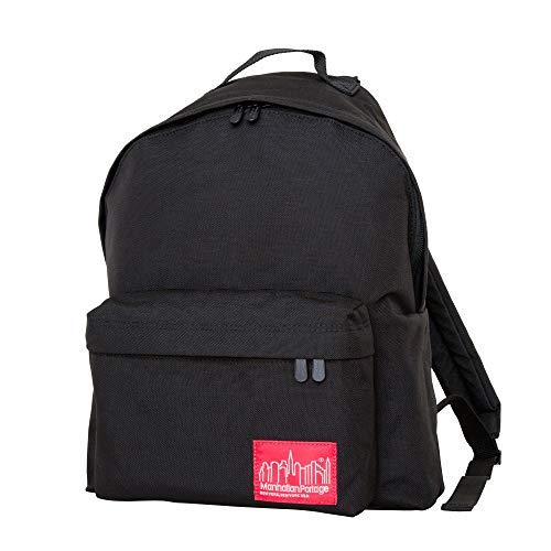 Manhattan Portage Big Apple Backpack MD, Black, One Size