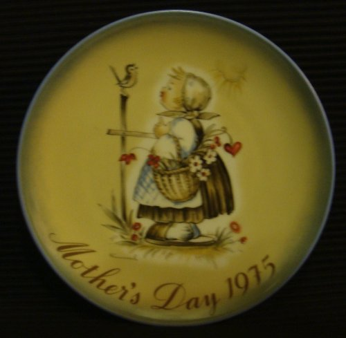 Schmid Mothers Day Plate - 2
