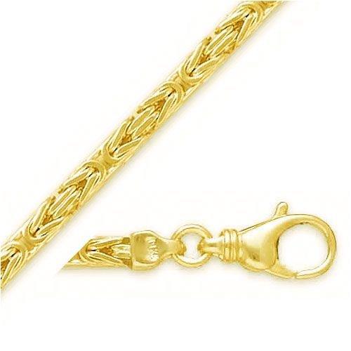 Königskette 585er Gold