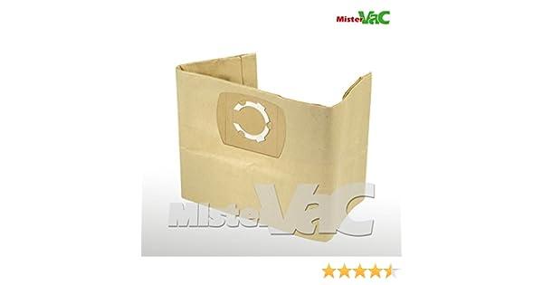 10 x Bolsas de aspiradora Adecuado Shop Vac Classic 20: Amazon.es ...