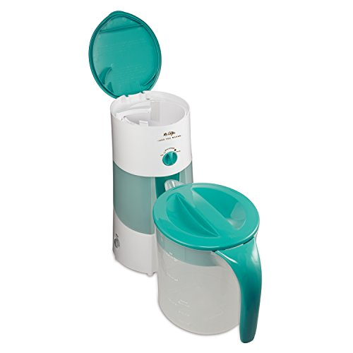 Mr. Coffee TM70TS Fresh Iced Tea Maker, 3-Quart, Teal Splash