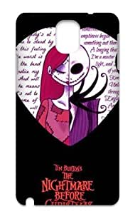 iPhone accessories Samsung Galaxy Note 3 N9000 Case the Nightmare Before Christmas Covers
