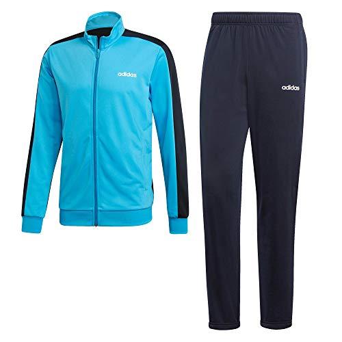 ciano Basics uomo Tuta da Adidas blu Blu Mts navy YBnwI5q