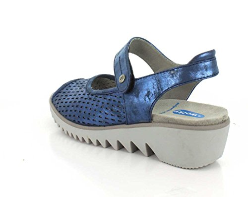 Wolky Sandal Blade Womens Blue Blade Wolky Blue Sandal Womens fUqTfa
