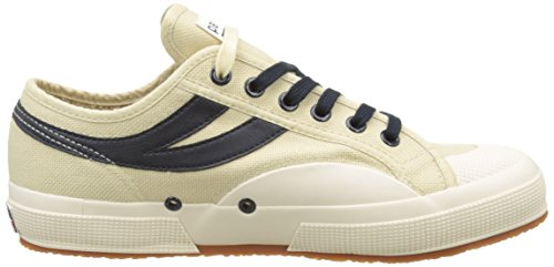 Beige Superga cotu Mixte Panatta Basses Baskets 2750 Adulte n0znx