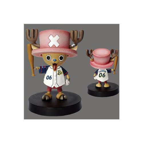 Bobbing Head One Piece Tony Tony Chopper Buffaloes Ver. (japan import)