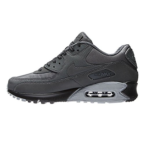 Nike Air Max 90 Leather GS WhiteGreyPinkBlue 724852 102