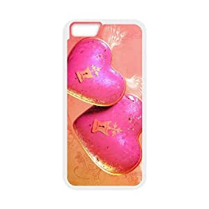 """SYYCH Phone case Of Heart-shaped Picture 1 Cover Case For iPhone 6 Plus (5.5"""")"""