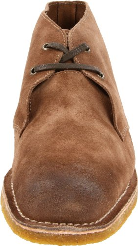 Hush Puppies Menns Norco Laced Boot Taupe
