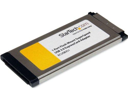 StarTech com Flush ExpressCard SuperSpeed Adapter