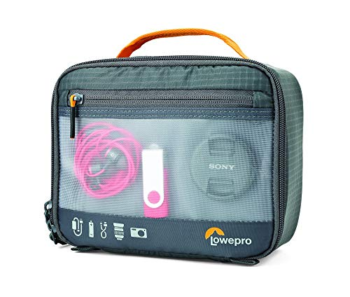 Lowepro GearUp Camera Box: Compact Travel Packing Case and Storage Solution for a Mirrorless Camera, Lenses and Accessories