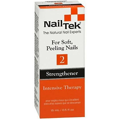- Nail Tek Intensive Therapy II 0.5 oz (Pack of 4)