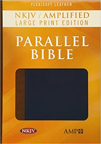 Buy NKJV Amp Parallel Bible LGPT Flexisoft Book Online at Low Prices