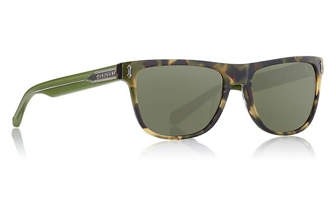 Dragon Tokio tortuga gafas de sol de freno verdes: Amazon.es ...