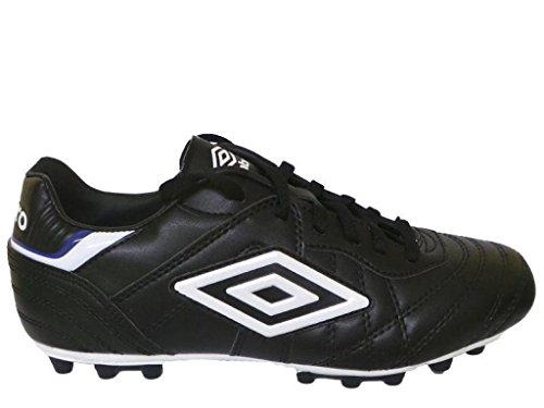 Umbro Bota Speciali Eternal Club AG Black-White-Clematis Blue Negro / Blanco / Marino