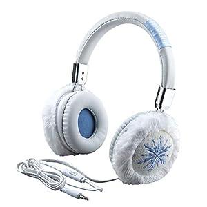 Disney Frozen 2 Kids Headphones Fashion with Built in Microphone, Stream Audio Playback Disney Plus, Anna Elsa…
