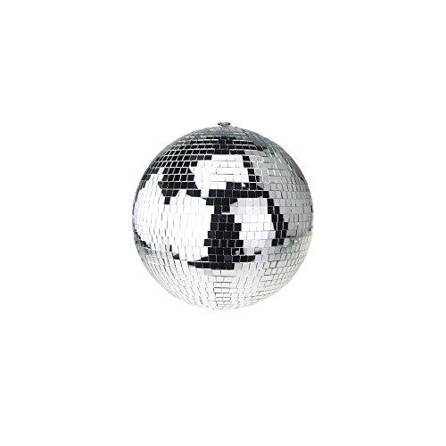 homeford espejo para colgar bola de discoteca, color plateado, Plateado, 30.48 cm (12 pulgadas), 1