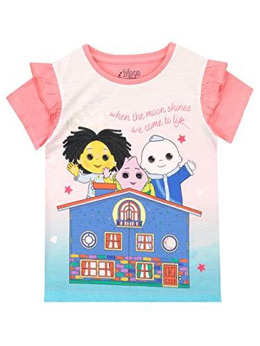 Moon & Me Meisjes T-Shirt