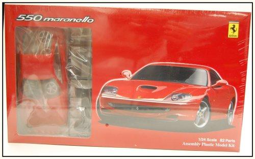 1/24 Ferrari 550 Maranello