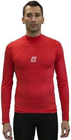 Desconocido Camiseta Termica Rox Hombre Rojo M: Amazon.es: Deportes y aire libre