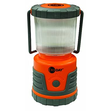 Ultimate Survival Technologies 30-Day Lantern, Orange