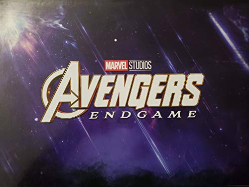 Limited-Edition Avengers: Endgame Merchandise Bundle (Movie NOT included)