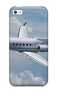 Lovers Gifts 7538734K83474000 Iphone 5c Case Cover Skin : Premium High Quality Aircraft Case WANGJING JINDA