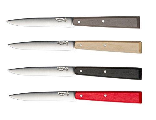 Opinel No 125 Bon Appetit 4 Piece Table Knife Set, Loft
