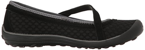 Skechers Mujeres Earth Fest-fuera Mary Jane Flat Black