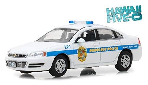 2010 Chevrolet Impala Honolulu Police Cruiser from