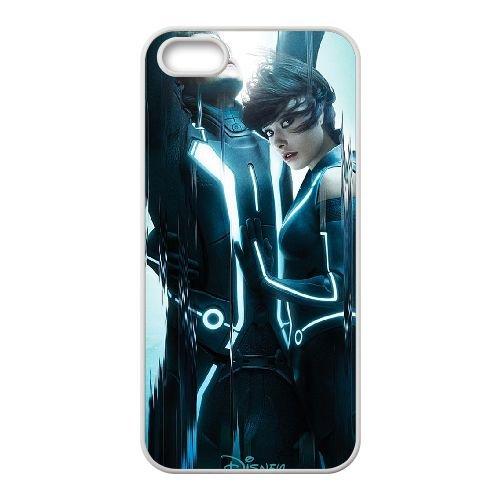 Tron 12 coque iPhone 4 4S cellulaire cas coque de téléphone cas blanche couverture de téléphone portable EOKXLLNCD20522