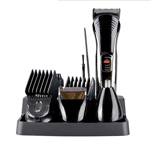 LL-7-in-1 Electric Shaver Grooming Beard Hair Clipper Cutting Men's Razor Hair Trimmer Kit