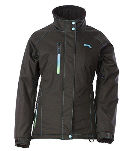 Divas SnowGear 97071 Black Xx-Large Craze Jacket - black/...
