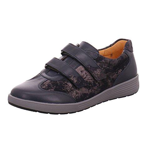 Ganter Women's 208130-3130 Loafer Flats Blue Mq5qc