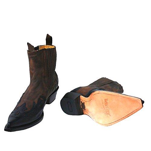 Boots Ankle Mad Western Cabra Brown Mezcalero Dog Nubuk zEqdn