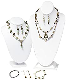 Jewelry Basics Class In A Box Kit, Naturals Glass