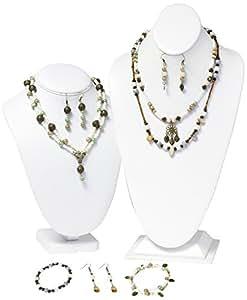 Jewelry Basics JB34706-006  Class In A Box Kit, Naturals Glass