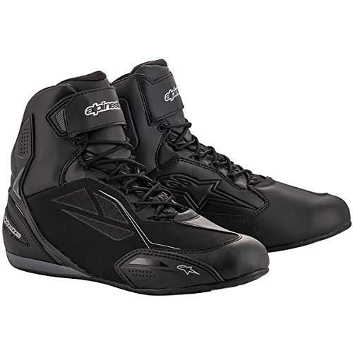 (Alpinestars Stella Faster-3 Drystar Shoes (8, IRON GRAY))