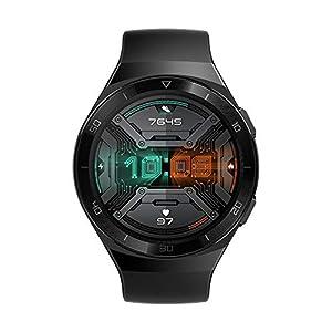 HUAWEI WATCH GT 2e Montre Connectée, Ecran Tactile AMOLED HD de 1.39 Pouces, Autonomie de 2 Semaines, GPS & GLONASS…